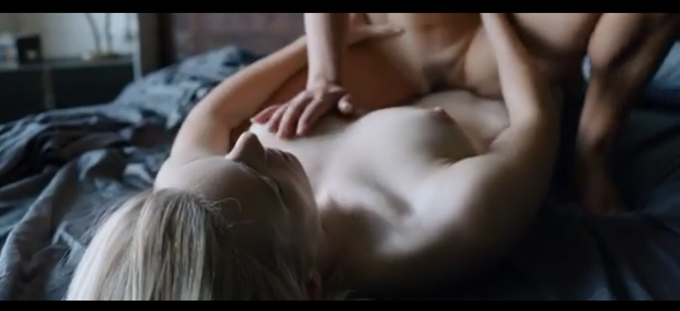 Below her mouth sex scene